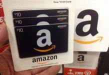 Amazon no podrá pagar en tarjetas regalo - Foto: Mike Mozart en Flickr