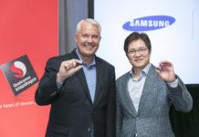 Qualcomm y Samsung presentan su alianza en Nueva York