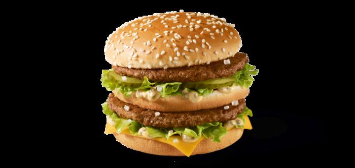 Big Mac, McDonald's