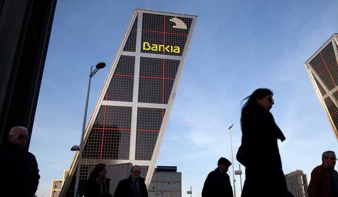Dos economistas avisan de la fusi n de bankia y bmn no for Oficinas de bankia en madrid