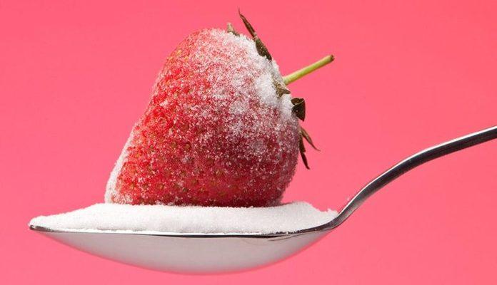 frutas con gran cantidad de azucar