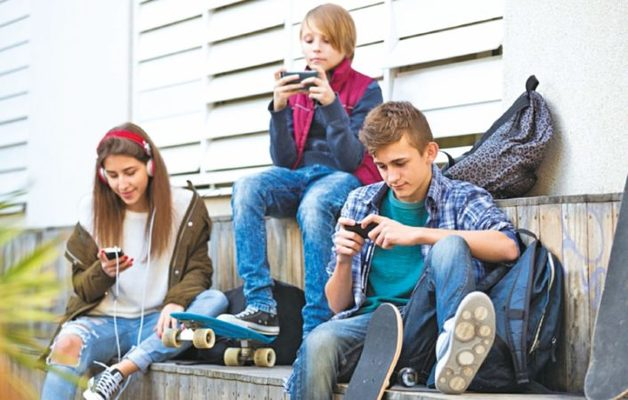 Smartphone y alcohol
