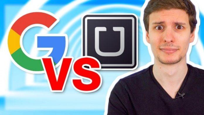 Google vs Uber