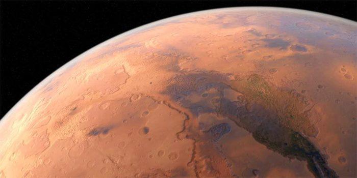 Marte podría haber tenido mucha más agua
