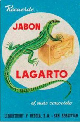 Jabon Lagarto
