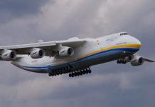avión más grande del mundo
