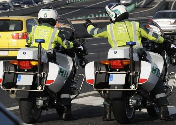"""Guardia Civil motoristas"""