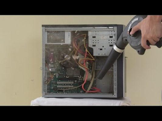 Es hora de limpiar bien tu ordenador por dentro y por fuera - Limpiar por horas ...