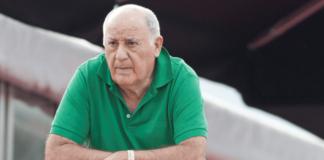 Amancio Ortega Inditex