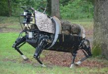 """Kaláshnikov DARPA robot"""