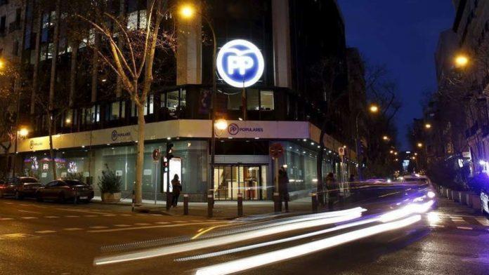 El Partido Popular se muda: Génova está en venta.