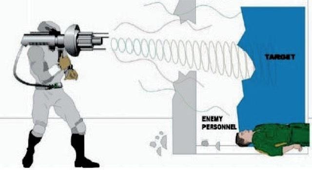 """Arma secreta cubana: cómo puede funcionar un arma sonora """"silenciosa"""""""