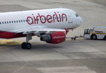 Air Berlin tiembla tras suspender un centenar de vuelos por más de 200 bajas médicas