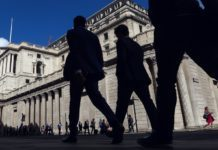 Hay 51% de probabilidades de que Inglaterra suba sus tasas de interés en febrero