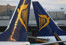 Ryanair cancela hasta 50 vuelos diarios por las vacaciones de su tripulación