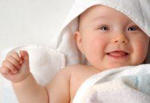 cerebro de un bebé