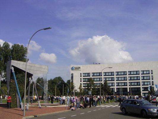 La holandesa Aegon busca firmar uno de los acuerdos más pretenciosos de Europa