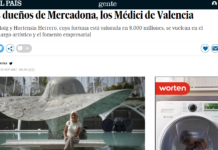 """""""Los mercadonos"""" son los Medici para El Pais"""
