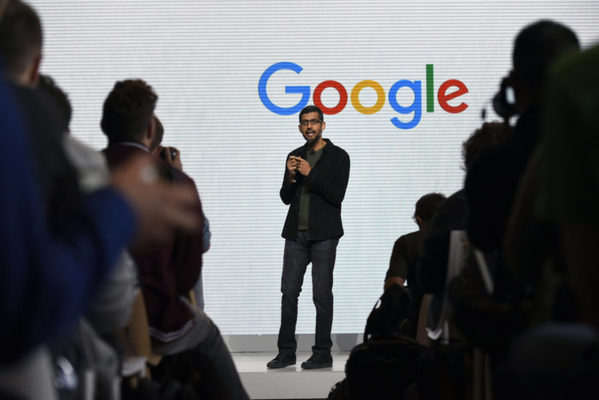 inteligencia artificial Sundar Pichai
