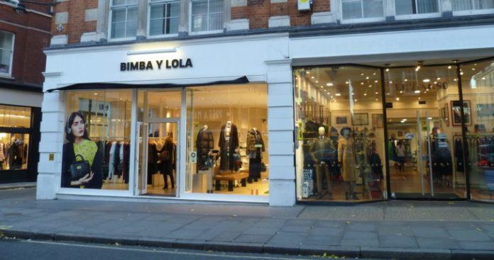 Bimba y Lola sigue la estela de Adolfo Dominguez con mejor