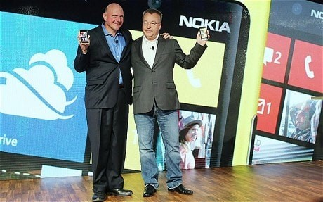 Nokia alianza Microsoft