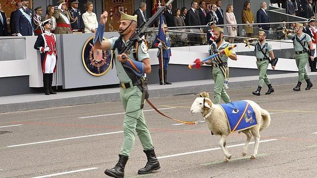 Tous cabra legión