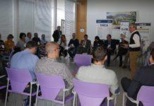 Foto de Encuentro de empresas con personas emprendedoras