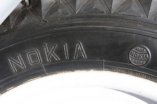 ruedas marca Nokia