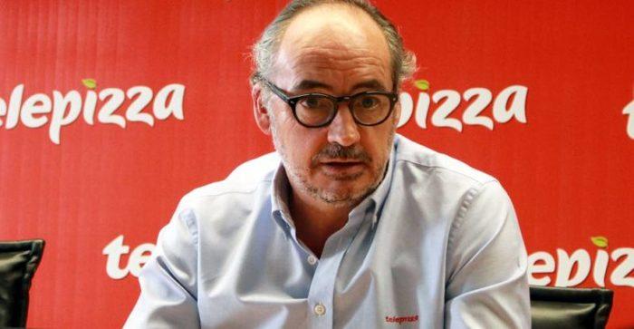 Pablo Juantegui Presidente Telepizza