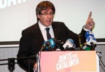 Carles Puigdemont busca su impulso separatista desde Dinamarca