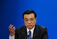 Li Keqiang cumbre