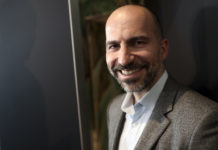 Dara Khosrowshahi: Uber será rentable en tres años