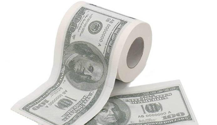 Amazon papel billetes dolar