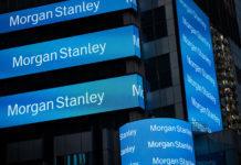 Morgan Stanley Wall Street