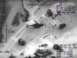 Helicópero del ejército del Aire