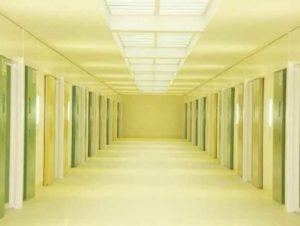 Instalaciones de la cárcel de Archidona.