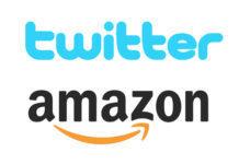 amazon-twitter-Facebook