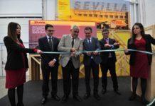 Foto de Inauguración DHL Sevilla