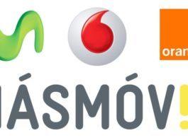 Movistar, Vodafone, Orange o Más Móvil