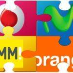 MásMóvil, Vodafone, Orange y Movistar