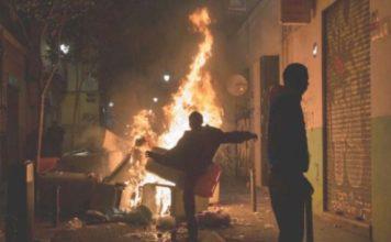 Lavapiés fue un auténtico infierno para la Policía.