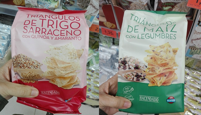 productos dieta mercadona