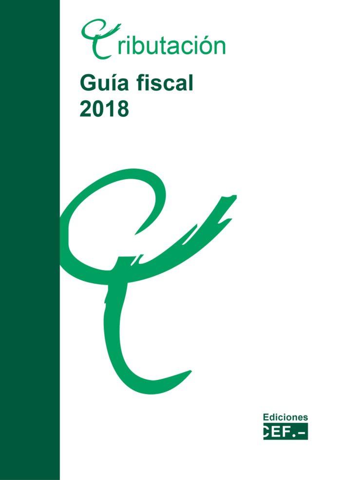Foto de Guía Fiscal 2018