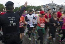 La Policía busca presionar con su presencia en la Rock 'n' Roll Madrid Maratón de esta edición, para conseguir un nuevo convenio.