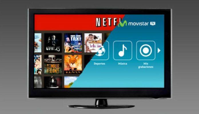 Netflix Movistar +