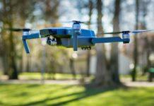 Foto de drones