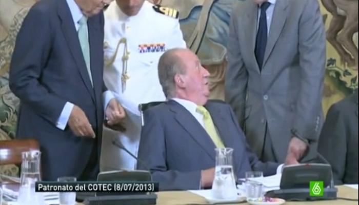Juan Carlos I Casa Real