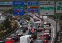 La 'operación Chamartín' colapsará Madrid de coches.