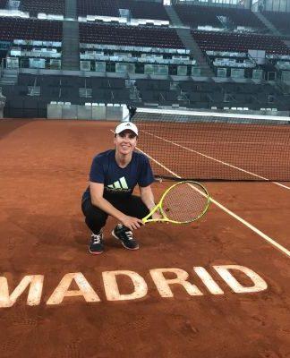Medina regresa a las pistas en Madrid.