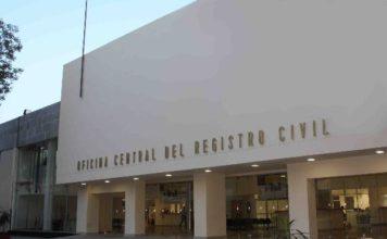 Última llamada para el cierre del Registro Civil.